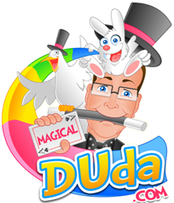 Magical Duda Entertainment Logo